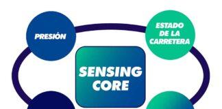 Falken tecnología Sensing Core
