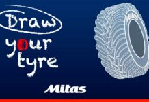desafío 'Draw Your Tyre'