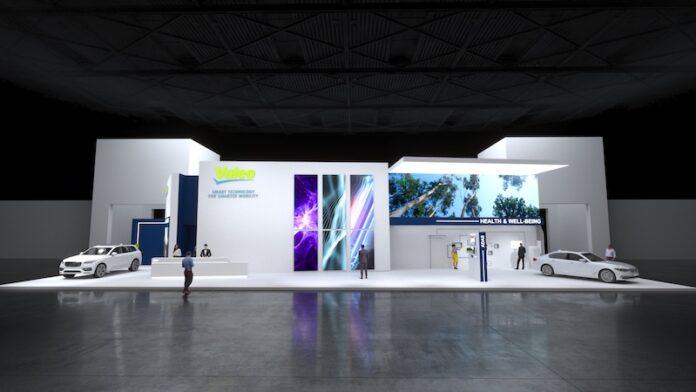 Valeo en el IAA Mobility 2021
