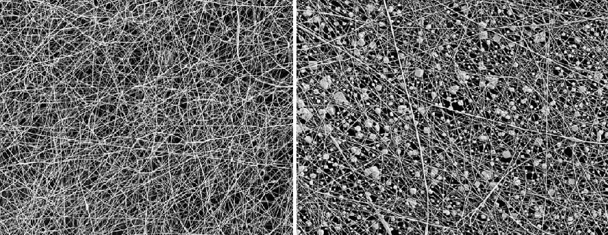 nanofibras