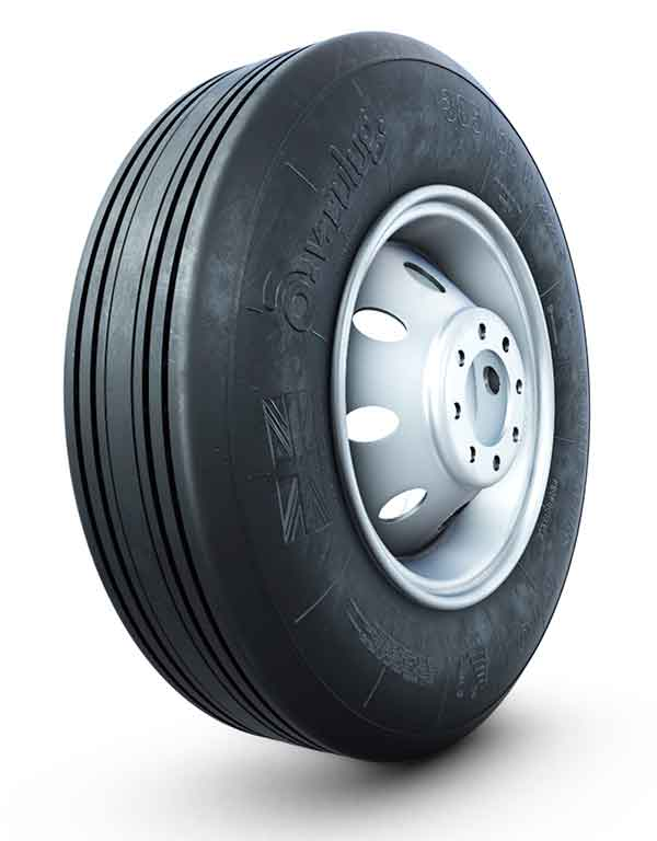 Neumático recauchutado de camión Vaculug Kinetik KT01