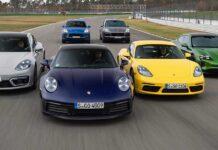 Continental en Porsche Taycan